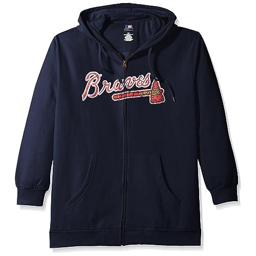 huge selection of ae352 5ac0c Atlanta Braves Sweatshirt: Amazon.com