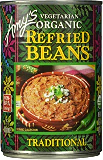 Best amy's organic refried beans Reviews