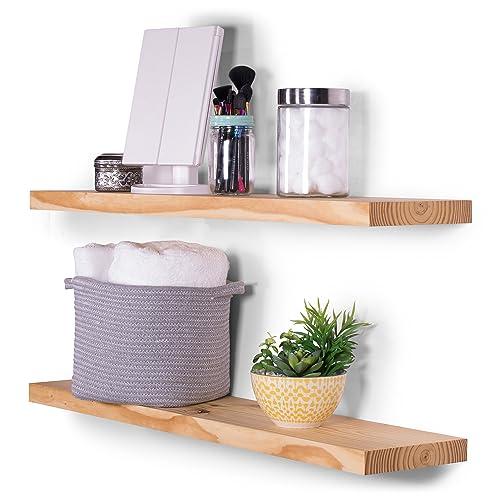 Floating Shelves Kitchen Amazon Com