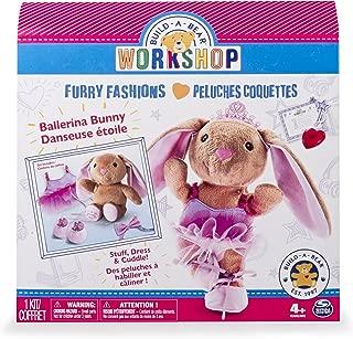 Build-A-Bear Workshop - Furry Fashions - Ballerina Bunny