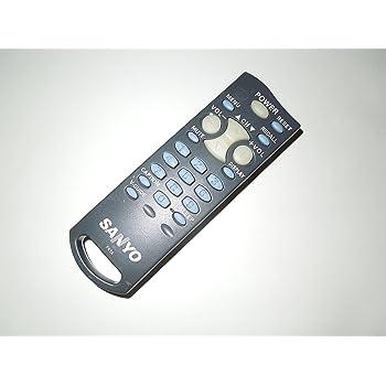 Sanyo FXTA FXTB FXMM FXMP FXTG Remote Control