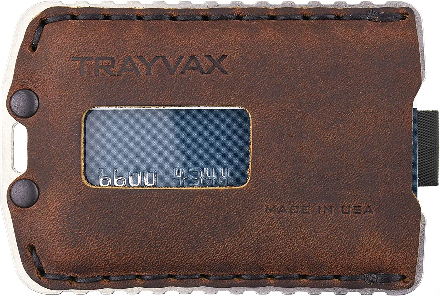 Trayvax Ascent (Stainless/Mississippi Mud)