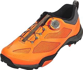 SHIMANO Men MT700 SPD MTB Cycling Shoe - Orange, EU 41