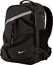 Nike Lazer Lacrosse Backpack (Black/Silver)
