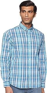 Nautica Men's Checkered Slim fit Casual Shirt