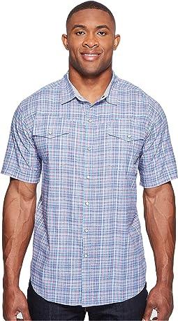 Big & Tall Leadville Ridge Short Sleeve Shirt