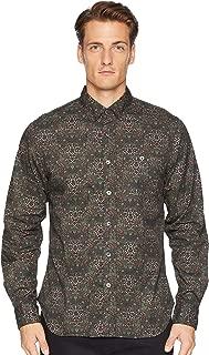 Todd Snyder Mens Floral Shirt
