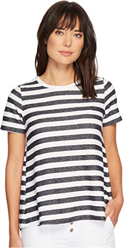 Sanctuary - Francesca Mix Stripe Tee
