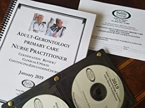 Barkley Adult Gerontology Primary Care NP Home Study Package Manual and 12 Audio Cds
