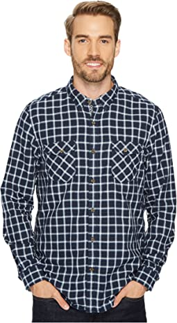 Timberland - Long Sleeve Branch River Double Layer Plaid Shirt