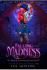 Falling into Madness: An Alice in Wonderland Retelling Kindle Edition