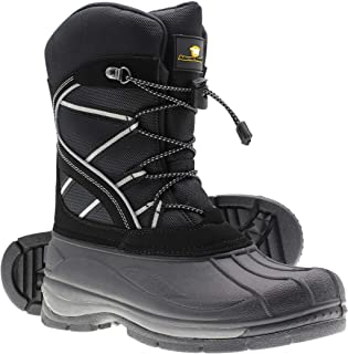 Mens Waterproof Insulated Warm Comfortable Durable...