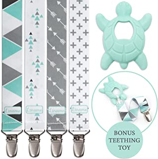 Best binky clips for soothie Reviews