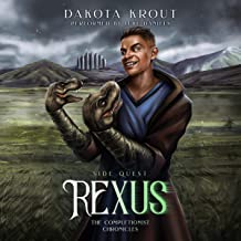 Rexus: Side Quest: The Completionist Chronicles, Book 3