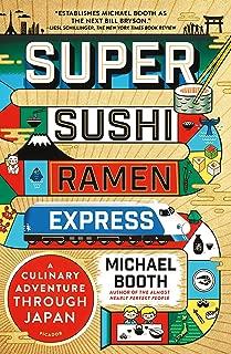 Super Sushi Ramen Express: A Culinary Adventure Through Japan