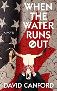 When the Water Runs Out: A conspiracy thriller - America needs it, Canada has it