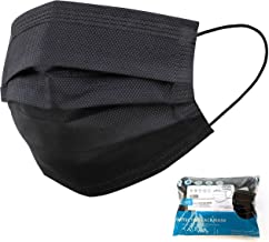 Class 1 Protective Face Masks - TITAN PROTECT Non Medical 3-Layer Disposable Face Mask, Filters >95% of Particles, Elastic...