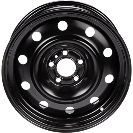 "Dorman 939-137 Steel Wheel (17x7""/5x114.3mm)"