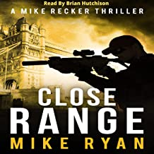 Close Range: The Silencer Series, Book 9