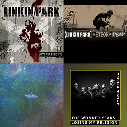 Linkin Park and More by Evanescence, Jay-Z, Thrice, Korn, Three Days