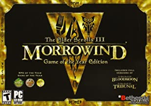 The Elder Scrolls III: Morrowind - PC Game of the Year Edition