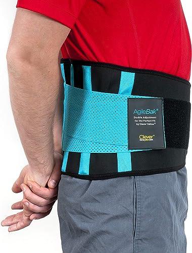 Ceinture lombaire, soutien dorsal inférieur - La seule ceinture lombaire certifiée de qualité médicale pour le soulag...