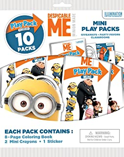 Despicable Me Mini Play Pack Bendon