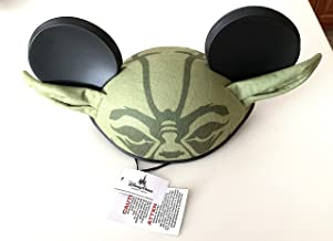 Disney Parks Star Wars Yoda Mickey Mouse Ears Hat Adult Size