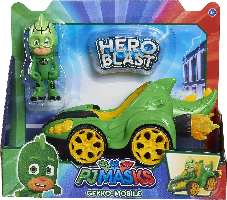 PJ Masks Vehículos Hero Blast - Gekko : Amazon.es: Videojuegos