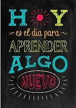 Creative Teaching Press Hoy ES el Dia. Spanish Inspire U Poster, CTP (8168)