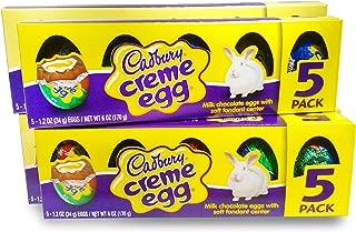 Cadbury Creme Eggs 5ct (4 Pack)