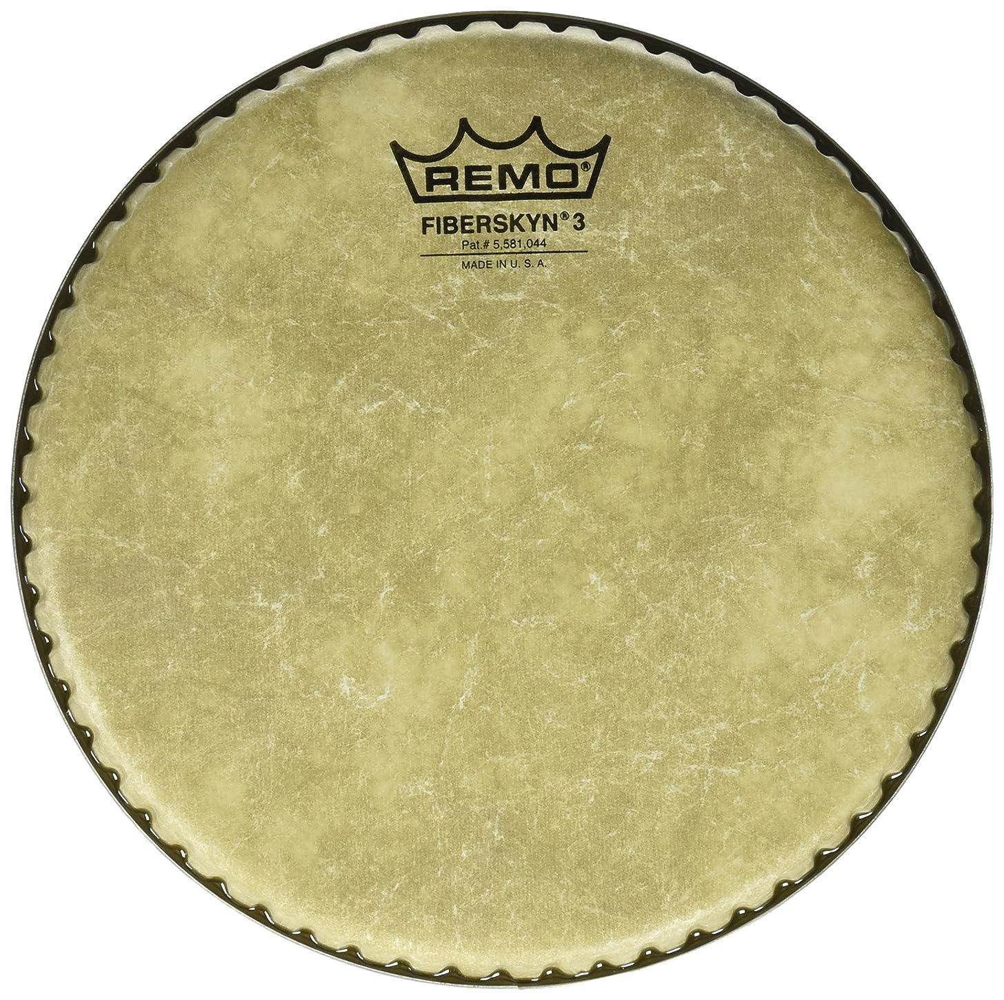 Remo M6-S800-F3 8-Inch S-Series Fiberskyn Bongo Drumhead