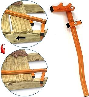 EasyGo Deck Board Bending Bow Straightening Tool – GUARANTEED