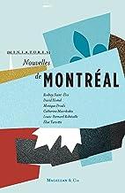 Nouvelles de Montréal: Récits de voyage (Miniatures) (French Edition)