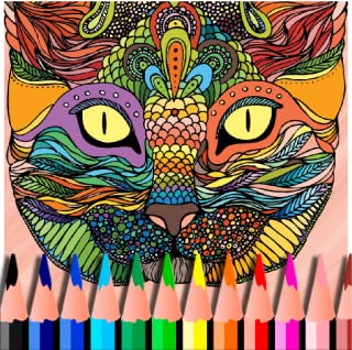 Mandala: Color By Number