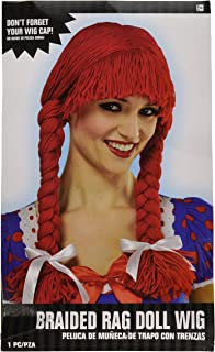Braided Rag Doll Wig