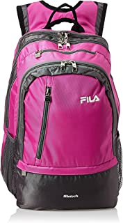 Fila Duel School Laptop Computer Tablet Book Bag Backpack