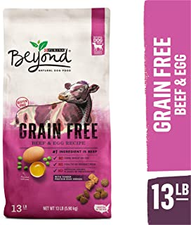 Purina Beyond Grain Free, Natural, Adult Dry Dog Food