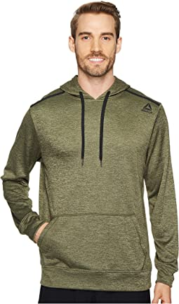 Double Knit Fleece Hoodie