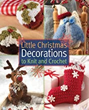 Best little christmas decorations to knit and crochet Reviews