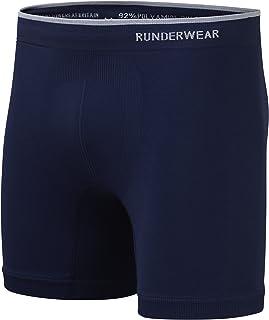 Runderwear Men's Trunk | Chafe-Free, Performance Underwear with Seamless Technology