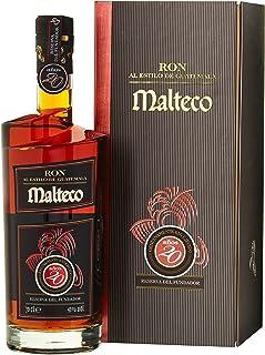 Malteco 20 YO Rum 1 x 0.7 l, in Geschenkverpackung