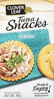 Clover Leaf Tuna Salad Kit Classic, 12 Count