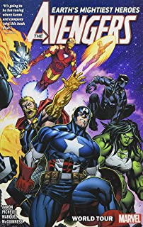 Avengers by Jason Aaron Vol. 2: World Tour (The Avengers)