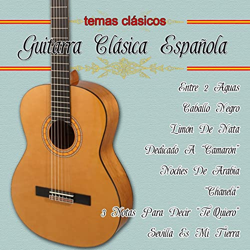 Guitarra Española Clásica de Juan España en Amazon Music - Amazon.es