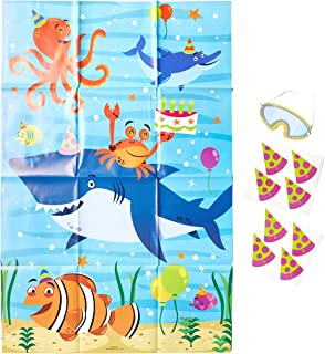 Party Game | Ocean Buddies Collection | Party Accessory