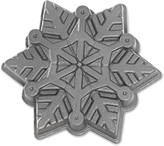 Nordic Ware 88248Nw Snowflake Pan
