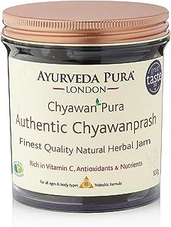 Ayurveda Pura Chyawanprash - Multivitaminas. premio Great Taste (500 g)