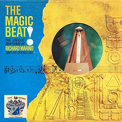 Amazon Music - Richard Marino & His OrchestraのThe Magic Beat ...