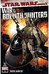 Star Wars: War Of The Bounty Hunters #1 (of 5) (Star Wars: War Of The Bounty Hunters: (2021-)) Kindle Edition